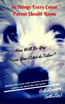coton de tulear ebook