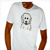 coton de tulear men's t-shirt