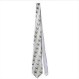 coton de tulear necktie