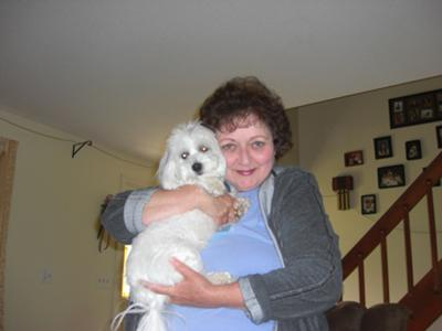 Tuffy and Mommy