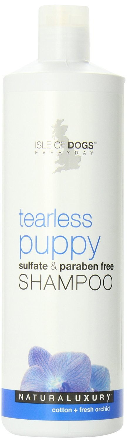 isle of dogs puppy shampoo
