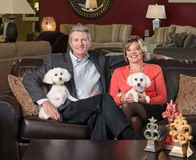 Coton de tulear celebrity owners