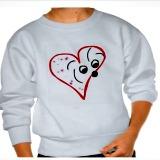 coton de tulear sweatshirt