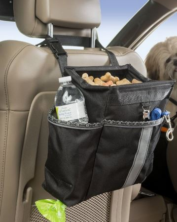 dog car organizer