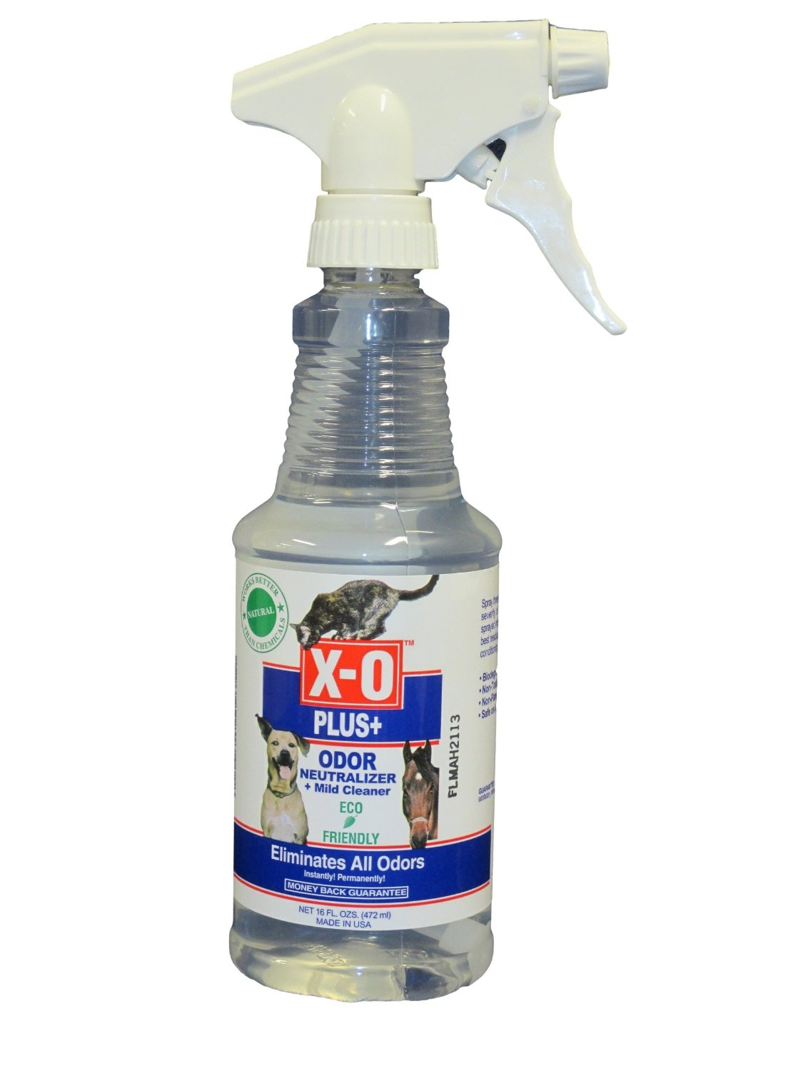 X-O odor cleaner