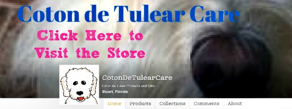 Coton de Tulear Store
