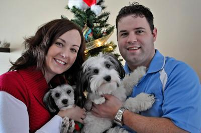 our first family x-mas