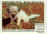malagasy postage stamp