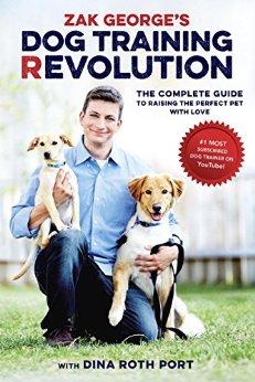Zak George - dog barking solutions